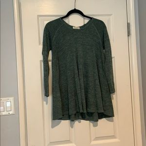 Lightweight Green Sweater
